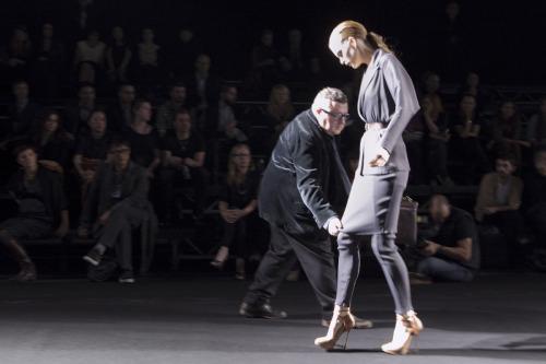 Photo by Valerio Mezzanotti / NowFashion © 2010 Lanvin Fashion Show Ready to Wear, Spring Summer 2011