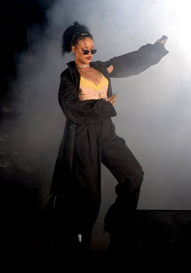 Rihanna en Y Project