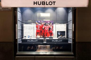 Hublot boutique of München