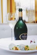 Club des Vins - Nicolas & Ruinart chez Guy Martin