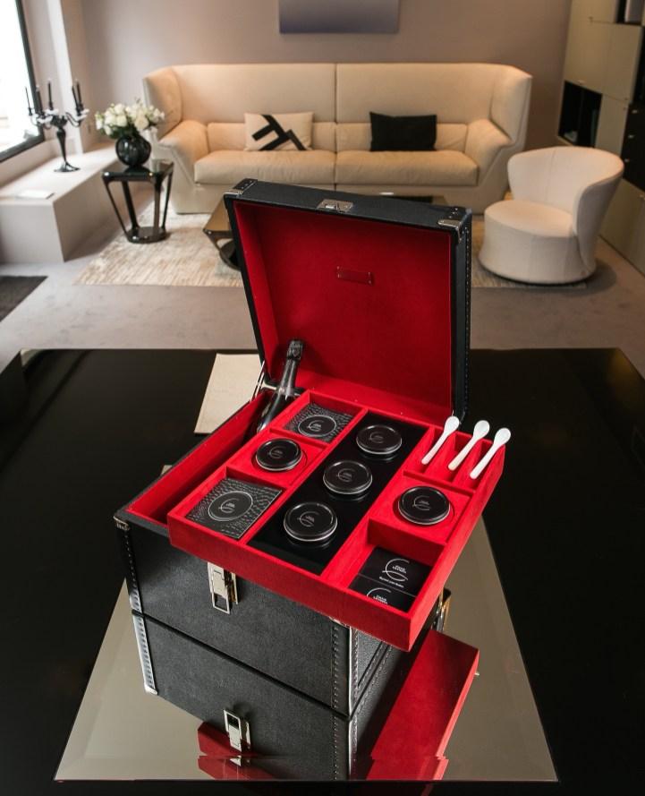 Caviar Ultreia - Salon Privé + malle