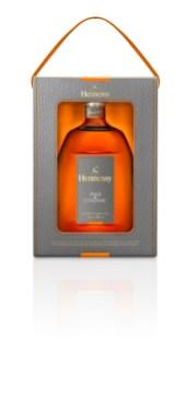 Hennessy Fine de Cognac (coffret seul)