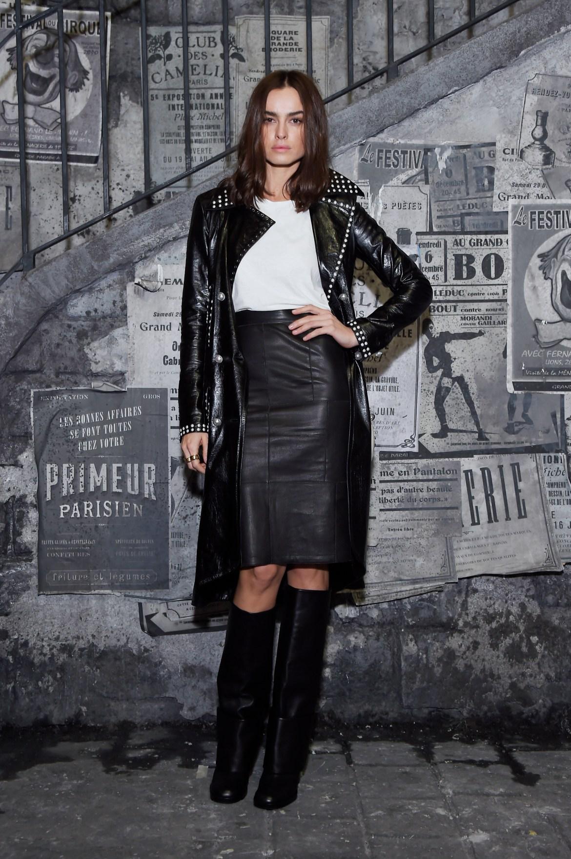 Kasia SMUTNIAK_Paris in Rome 2015-16_Teatro N°5-Cinecitta Studios-Rome_Picture by Aldo Castoldi