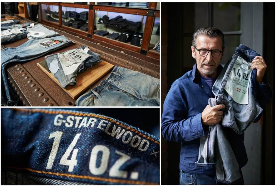 G Star Raw Motor 5620 15ème anniversaire du modèle Elwood