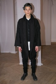 Isabel Benenato Fashion Show, Menswear Fall Winter 2016 Collection in Paris NYTCREDIT: Gio Staiano / NOWFASHION
