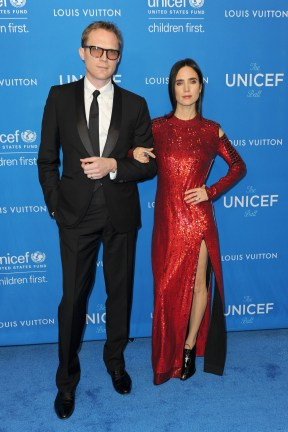 attends the 6th Biennial UNICEF Ball at the Beverly Wilshire Four Seasons Hotel on January 12, 2016 in Beverly Hills, California.