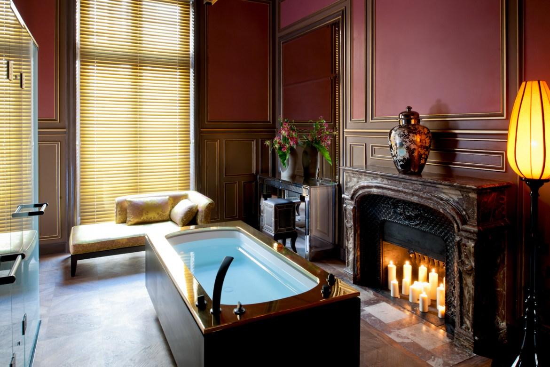 Salle de bain Suite de Gagny -Buddha-Bar Hotel Paris L