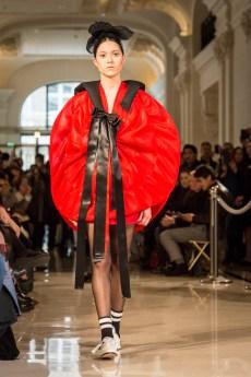 Paris Fashion Week - Haute Courture Spring Summer 2016 - Bowie Wong Photography : Alexander J.E. Bradley