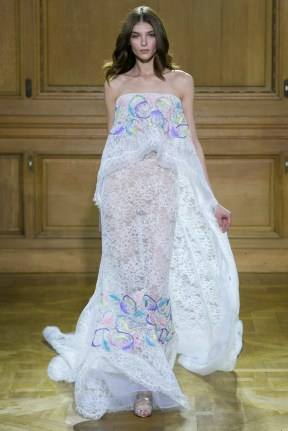 Georges Chakra Fashion Show, Haute Couture Spring Summer 2016 Collection in Paris