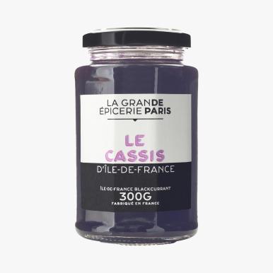 LA GRANDE EPICERIE DE PARIS Confiture de cassis 4e80 300g (20)