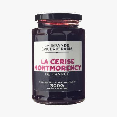 LA GRANDE EPICERIE DE PARIS Confiture de cerise de Montmorency 4e80 300g