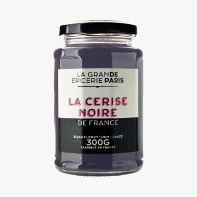 LA GRANDE EPICERIE DE PARIS Confiture de cerise noire 4e80 300g