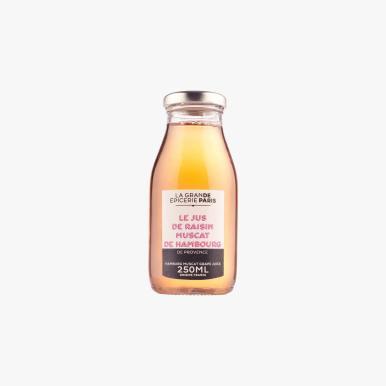 LA GRANDE EPICERIE DE PARIS Jus de raisin Muscat de Hambourg, 3,2e,250ml
