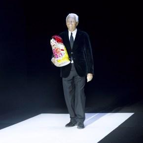 Giorgio Armani - fashion show