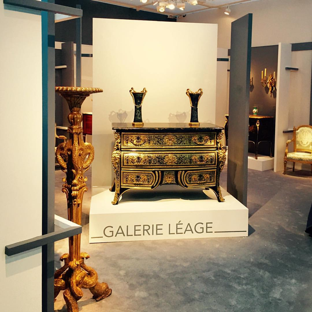 Stand Galerie Léage 2016