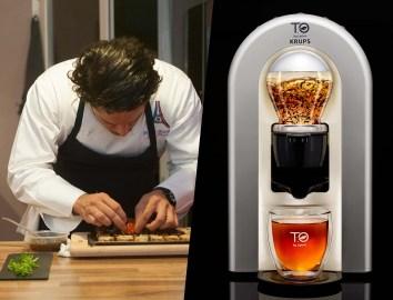 T.O by Lipton - Chef + machine