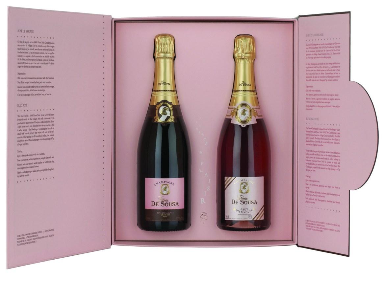 Coffret Champagne Zoemie de Sousa 1