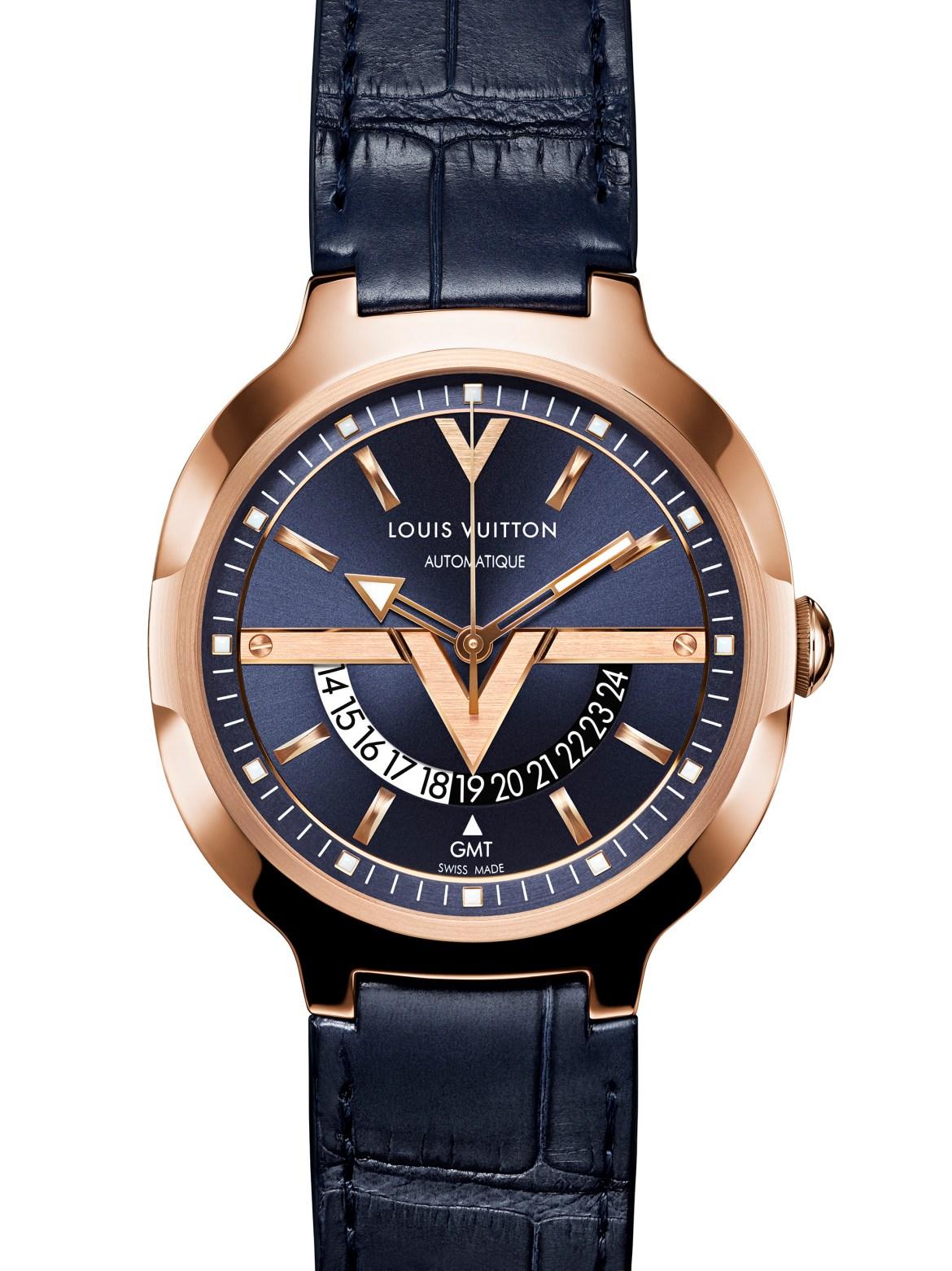 Louis Vuitton - GMT Pink Gold