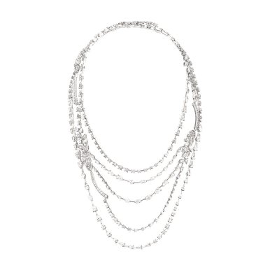 COLLIER BRINS DE DIAMANTS GM OBD Fond blanc