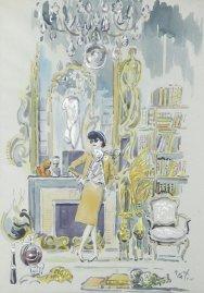 Cecil Beaton, 1967