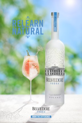 Cocktail Belvedere 2016 - Pamplemousse et Thym Ambiance