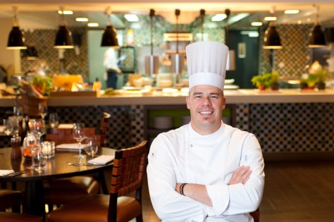 Executive Chef - Scott Valentine