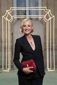 Lilly zu SAYN WITTGENSTEIN BERLEBURG.. Bulgari Haute Couture. Paris. Italian Embassy. 07/2016 © david atlan