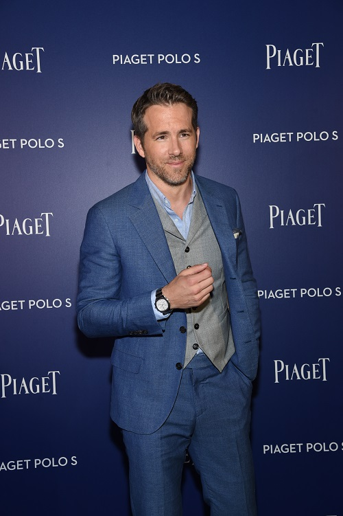 attends the Piaget Polo S Launch on July 14, 2016 in New York City.