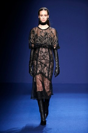ANDREW GN Ready to wear fall winter 2016-17 Paris march 2016