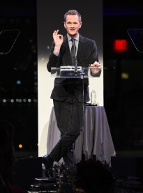 NEW YORK, NY - OCTOBER 17: Actor Neil Patrick Harris hosts the God's Love We Deliver Golden Heart Awards on October 17, 2016 in New York City. (Photo by Larry Busacca/Getty Images for Michael Kors)