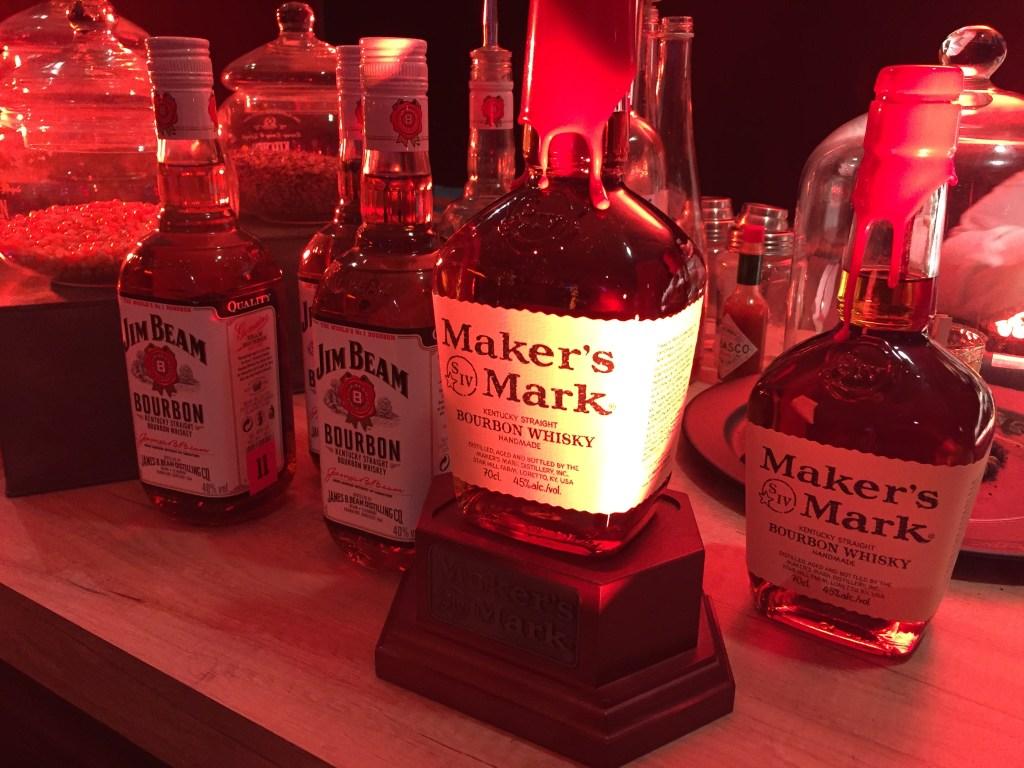 Bourbon Bar Paris Marriott Rive Gauche