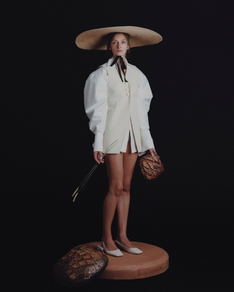 Campagne JACQUEMUS collection printemps-été 2017