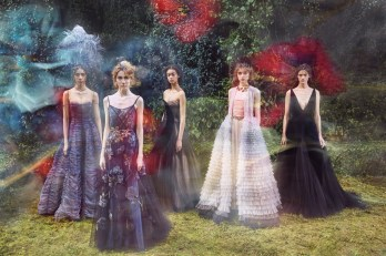 Dior Haute Couture SS17_Group shot © Tierney Gearon for Dior