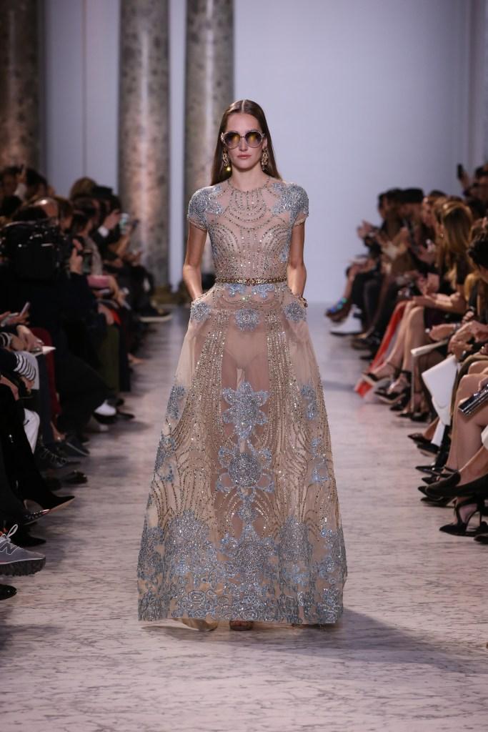 ELIE SAAB Haute Couture Printemps-Eté 2017 – A l'Aube de l'Eveil