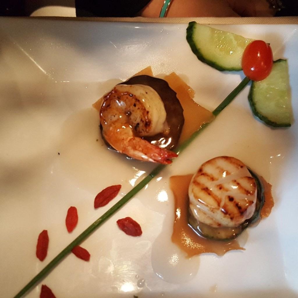 Le Lys d'Or, voyage culinaire