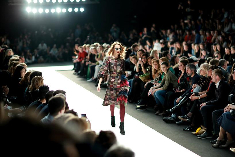 Mercedes Benz Fashion week Russia: Jour 2