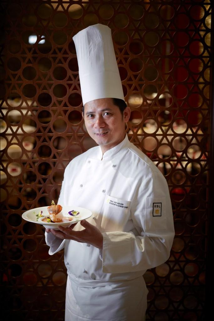 LE CHEF MOK REVIENT AU SHANG PALACE POUR UNE SEMAINE HONGKONGAISE DU 20 AU 30 AVRIL