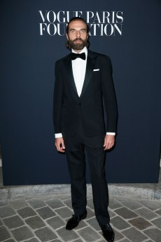 PARIS, FRANCE - JULY 04: John Nollet attends Vogue Foundation Dinner during Paris Fashion Week as part of Haute Couture Fall/Winter 2017-2018 at Musee Galliera on July 4, 2017 in Paris, France. (Photo by Julien Hekimian/Getty Images for Vogue) *** Local Caption *** John Nollet