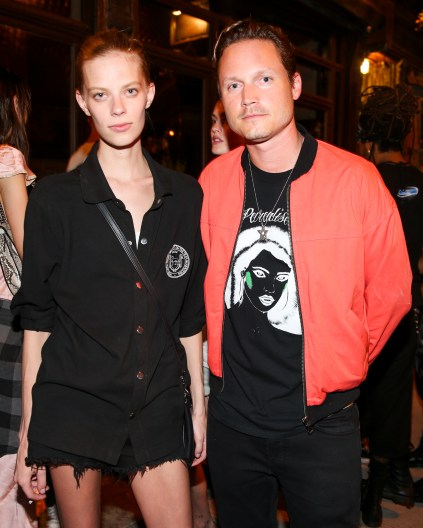 Lexi Boling, Laurence Chandler
