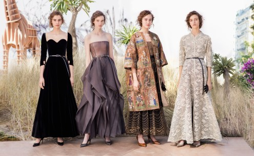DIOR_Haute Couture AW2017-18_Groupshot ©Ethan James Green