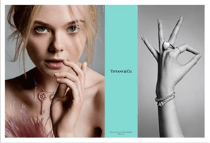 Tiffany & Co. – Nouvelle campagne Automne 2017