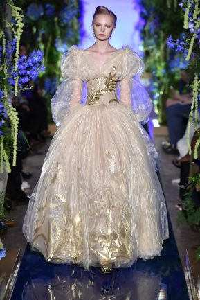 Guo Pei FW17-18 Couture- Look 10