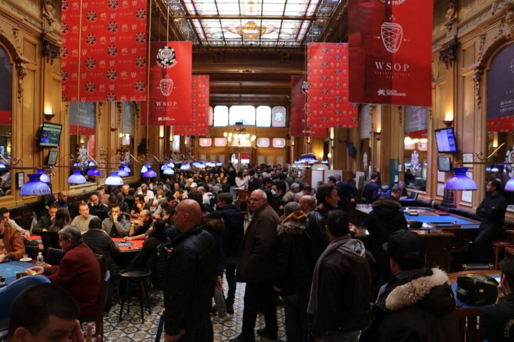 WSOP C Paris : découvrez le programme de la 2e édition