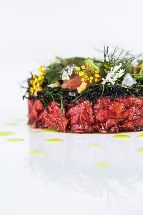Lyon - Tomate Rôtie 36h par Gaëtan Gentil - PraiRial - Vegan - 3
