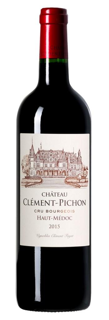 Château Clément Pichon millésime 2015, Une exception médocaine