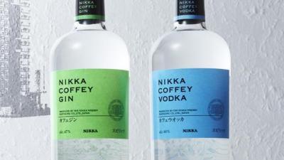 Nouveauté Nikka : Lancement du gin et de la vodka