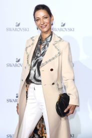 MILAN, ITALY - SEPTEMBER 20: Marpessa Hennink attends Swarovski Crystal Wonderland Party on September 20, 2017 in Milan, Italy. (Photo by Stefania M. D'Alessandro/Getty Images for Swarovski) *** Local Caption *** Marpessa Hennink