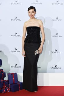 MILAN, ITALY - SEPTEMBER 20: Fei Fei Sun attends Swarovski Crystal Wonderland Party on September 20, 2017 in Milan, Italy. (Photo by Stefania M. D'Alessandro/Getty Images for Swarovski) *** Local Caption *** Fei Fei Sun