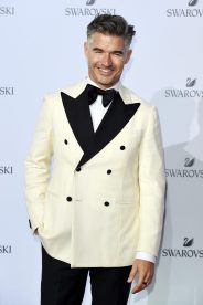MILAN, ITALY - SEPTEMBER 20: Eric Rutherford attends Swarovski Crystal Wonderland Party on September 20, 2017 in Milan, Italy. (Photo by Stefania M. D'Alessandro/Getty Images for Swarovski) *** Local Caption *** Eric Rutherford