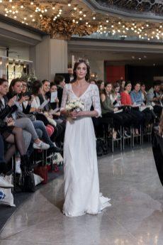 Look 18 - Robe Carmen, Marie Laporte 3300€ PRINTEMPS MARIAGE
